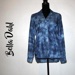 Bella Dahl Button up Shirt Size S